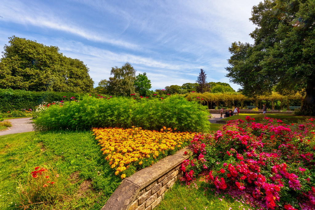 THE CLOCKTOWER GARDENS [ST. ANNE'S PARK IN RAHENY]-154798