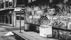 Street (MJ Black) Tags: liverpool liverpoolstreetphotography mono monochrome monochromephotography merseyside north northwest candid candidphotography canon80d canon 80d street streetphoto streetphotograph streetphotography streets streetscene streetportrait blackandwhite blackandwhitephotography bw bwphotography shadows shadow highcontrast 1835 1835mm sigmaartlens sigma sigma1835 sigma1835mm 28mm f8
