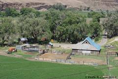 Ranch (youngwarrior) Tags: nolin oregon ranch barn buildings