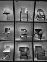 Copenhagen Design Museum (jhotopf) Tags: nikon blackwhite chairs designmuseum d810 copenhagen