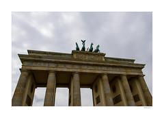 Berlin Details--Brandenburg Gate (carl marques) Tags: carlosmarques berlin brandenburggate germany gate