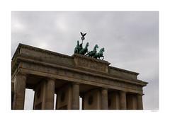 Berlin Details--Brandenburg Gate (carl marques) Tags: berlin germany gate brandenburggate carlosmarques