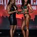 Spotlight Award Winner Marissa Hegman w Maggie Watson IFBB Pro
