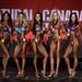 Bikini Masters B 4th Jorgensen 2nd Sheridan 1st Brunet 3rd Sparks 5th Perez