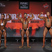 Mens Bodybuilding Junior 2nd Mohl 1st Brannagan 3rd Schmidt