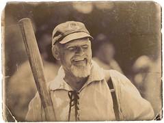 deep river county park. august 2019 (timp37) Tags: deep river county park august 2019 photolab indiana grinders vs shriners baseball player batter game