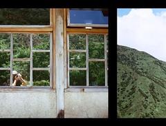 Frames. (蒼白的路易斯) Tags: kodakvision350d kodak yashicaelectro35gsn taiwan taipei frames 底片攝影 底片