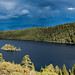Summer Storm Clouds Over Lake Tahoe's Emerald Bay Pano 2
