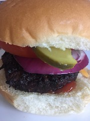 Foodie Art2019 (Mr. Happy Face - Peace :)) Tags: macromondays theme meat burger beef art2019