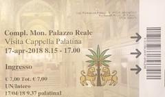 "Eintrittskarte Italien • <a style=""font-size:0.8em;"" href=""http://www.flickr.com/photos/79906204@N00/48459689756/"" target=""_blank"">View on Flickr</a>"