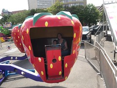 East Coast Amusements Fair, Halifax Waterfront (brownpau) Tags: iphonex canada novascotia halifax eastcoastamusements fair carnival amykow ezra ezraordo amyandezra
