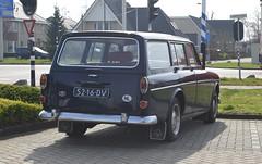1967 Volvo Amazon Kombi 52-16-DV (Stollie1) Tags: 1967 volvo amazon kombi 5216dv veenendaal
