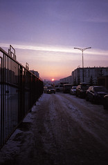 - (Igor Verkhovskiy) Tags: 35mm film fujifilm yashicat4 yashica filmcollective analogcamera analogfeatures filmforlife filmnotdead filmcommunity naturallight streetphotography sunset siberia krasnoyarsk