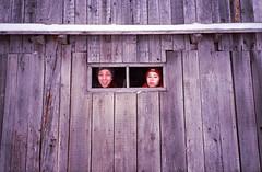 Brevno outtakes (Igor Verkhovskiy) Tags: 35mm film fujifilm yashicat4 yashica filmcollective analogcamera analogfeatures filmforlife filmnotdead filmcommunity naturallight hangar window faces