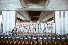 Under the bridge. (蒼白的路易斯) Tags: