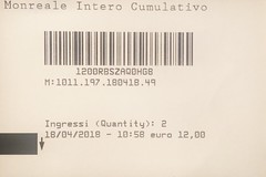 "Eintrittskarte Italien • <a style=""font-size:0.8em;"" href=""http://www.flickr.com/photos/79906204@N00/48459853992/"" target=""_blank"">View on Flickr</a>"