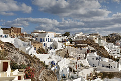 Oia in Santorini (alexandros9) Tags: oia santorini island agean sea cyclades greece 0ctober 2016 elitegalleryaoi bestcapturesaoi aoi