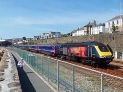 43172 Penzance (4) (Marky7890) Tags: gwr 43172 class43 hst 2a86 penzance railway cornwall cornishmainline train