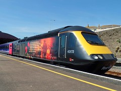 43172 Penzance (1) (Marky7890) Tags: gwr 43172 class43 hst 2a86 penzance railway cornwall cornishmainline train