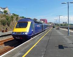 43156 Penzance (Marky7890) Tags: gwr 43156 class43 hst 2c43 penzance railway cornwall cornishmainline train