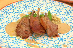 Lamb Cutlets by Chef Fran Scafuri from Tre Ciccio at Festa Italiana, Manchester (Tony Worrall) Tags: images photos photograff things uk england food foodie grub eat eaten taste tasty cook cooked iatethis foodporn foodpictures picturesoffood dish dishes menu plate plated made ingrediants nice flavour foodophile x yummy make tasted meal nutritional freshtaste foodstuff cuisine nourishment nutriments provisions ration refreshment store sustenance fare foodstuffs meals snacks bites chow cookery diet eatable fodder ilobsterit instagram forsale sell buy cost stock lambcutlets cheffranscafuri treciccio festaitaliana