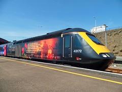 43172 Penzance (3) (Marky7890) Tags: gwr 43172 class43 hst 2a86 penzance railway cornwall cornishmainline train