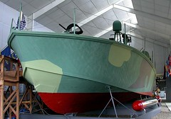 "PT Boat PT-617 00005 • <a style=""font-size:0.8em;"" href=""http://www.flickr.com/photos/81723459@N04/48460542562/"" target=""_blank"">View on Flickr</a>"