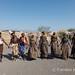 Turkana village dance