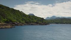 View From Gairloch Pier (Christo_topher) Tags: affinityphoto campingtrip lochgairloch nc500 rossshire scotland scottishhighlands sea westcoastofscotland