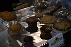 Vegan Bake Sale (Vegan Butterfly) Tags: vegan bake sale animal rights veganism food event edmonton alberta earths general store cookies cupcakes muffins yummy tasty delicious dessert