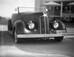 Sin City (russty1964) Tags: filmphotography largeformat 4x5 kodakaeroektar ilfordfp4 ilfordfilm speedgraphic graphicspeed graflex bokeh filmsnotdead
