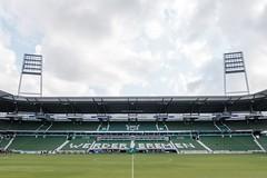 Werder. (camerue) Tags: bundesliga fusball football outdoor ground bremen werder stadion
