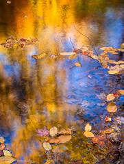 Cheat River Reflections (KRHphotos) Tags: reflection stream westvirginia spruceknob fallcolors river nature whitmer unitedstatesofamerica