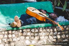 dreaming music (Cruiser of the Land) Tags: guatemala garifuna livingston music guitar