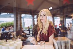 Mandy - Diner 1 (Robbie Khan) Tags: 1 2019 35mm 85mm ambience ambient cafe canon5dmk3 canon5d3 canonphoto friendlyphilsdiner hampshire headshots khanphoto mandyrose portsolent portrait portraits robbiekhan