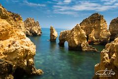 Ponta da Piedade (Theo Crazzolara) Tags: pontadapiedade praia ponta beach coast lagos algarve portugal europe nature natural landscape scenic scenery seascape ocean rocks rockformation water
