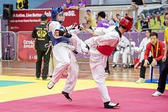 Pesta Sukan 20190804_Taekwondo_Photo by Foo Tee Fok (footeefok) Tags: singapore pestasukan2019 taekwondo sports peoples contactsports fights