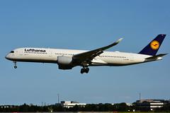 D-AIXF (Lufthansa) (Steelhead 2010) Tags: lufthansa airbus a350 a350900 yyz dreg daixf