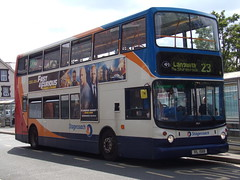 Stagecoach TransBus Trident (TransBus ALX400) 18164 XIL 1568 (GX54 DVG) (Alex S. Transport Photography) Tags: bus outdoor road vehicle stagecoach stagecoacheastmidlands dennistrident trident transbustrident alx400 alexanderalx400 transbusalx400 xil1568 18164 gx54dvg