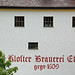 Kloster Ettal (51) - Noch ein wichtiges Gebäude der Abtei: die Kloster-Brauerei