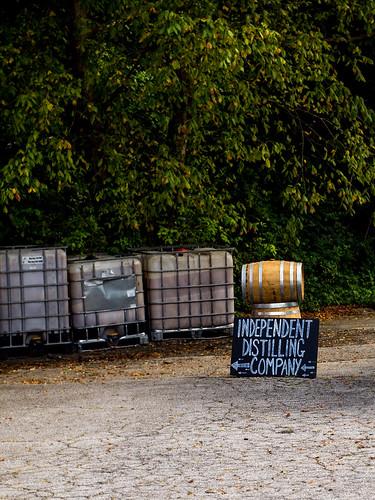 Distillery this way