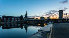Marlow Sunrise (THE NUTTY PHOTOGRAPHER) Tags: marlow sunrise reflections wetreflection