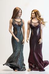 ACPlay Mermaid Gown (edwicks_toybox) Tags: 16scale acplay fighterwoman tbleague bikini femaleactionfigure mermaidgown phicen seamlessbody verycool