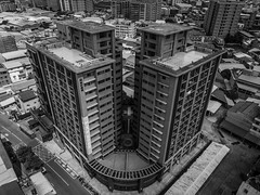 Twins (BisonAlex) Tags: taiwan dji mavic mavicair台灣 外拍 旅拍 travel drone 空拍 新莊 hsinchaung hsin