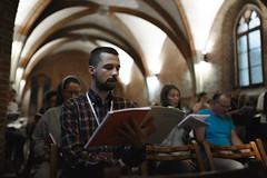 WMN 2019 - dzień 2 (fundacjadol) Tags: warsztaty dominikanie śpiew kraków