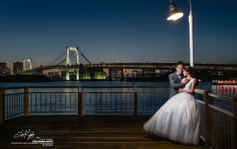 《東京婚紗》anna&miko:日本海外婚紗38
