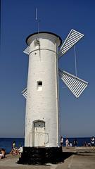 Leuchtturm Mühlenbake (dl1ydn) Tags: dl1ydn ostsee balticsea poland canon 3570mm f4 manual manuell leuchttürme mühlenbake lighthouses