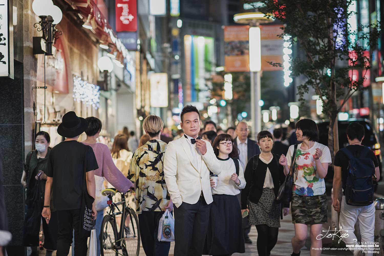 《東京婚紗》anna&miko:日本海外婚紗4