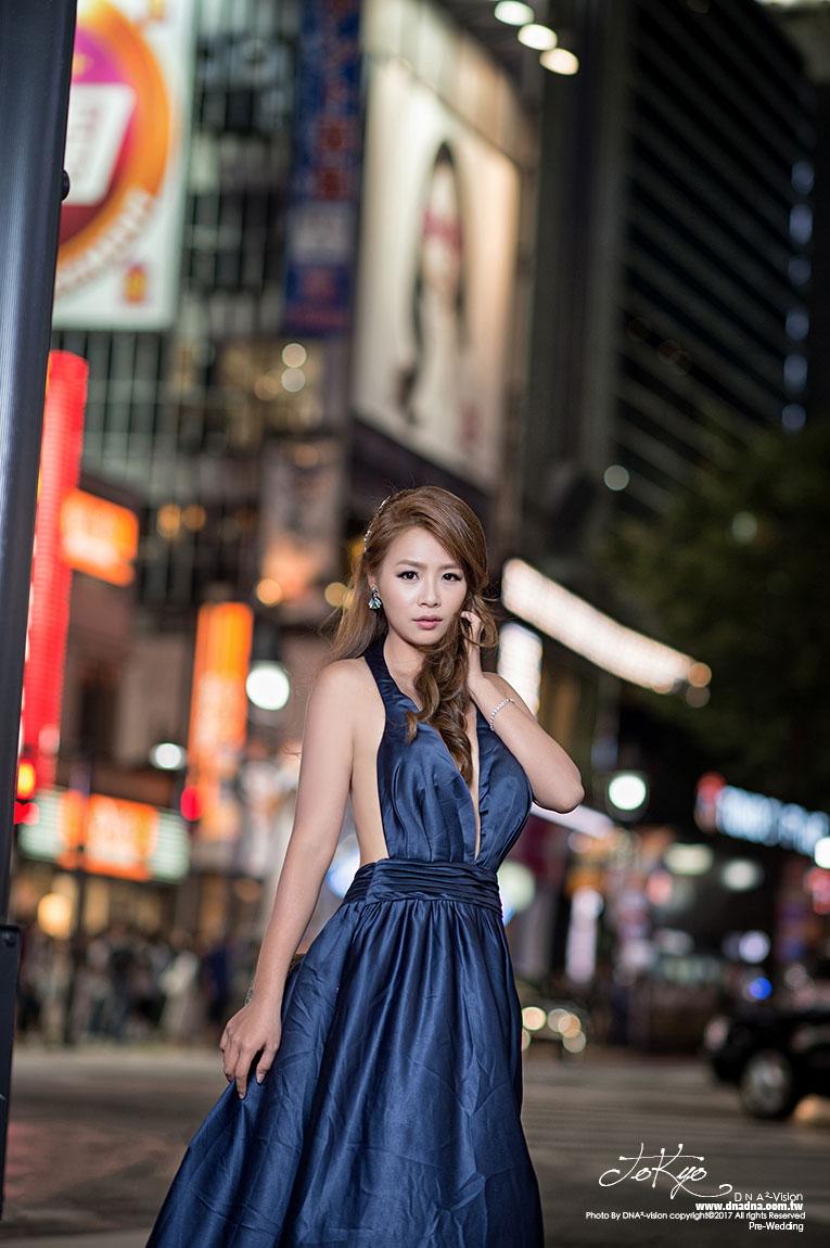 《東京婚紗》anna&miko:日本海外婚紗2