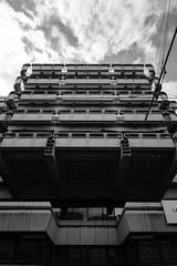 DSCF2760 (LexomIA) Tags: architecture bordeaux street urbain bw nb streetphotography